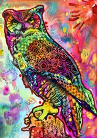 Bluebird - Owl - 1000 stukjes