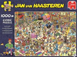 Jan van Haasteren - De Speelgoedwinkel - 1000 stukjes