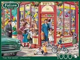 Falcon de Luxe 11284 - The Toy Shop - 1000 stukjes