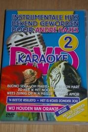 DVD 5292               Karaoke liedjes van Hazes  deel  2