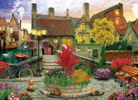 Eurographics 5531 - Old Town Living - 1000 stukjes