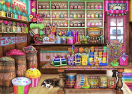 Educa - The Candy Shop - 1000 stukjes