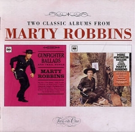 Marty  Robbins - Gunfighter Ballads & More