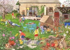 House of Puzzles - Egg Hunt - 500 stukjes