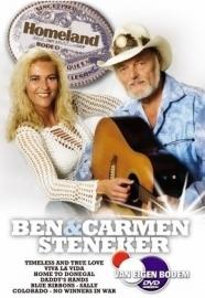 Ben & Carmen Steneker  - Homeland  dvd
