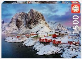 Educa - Lofoten Islands, Norway - 1500 stukjes