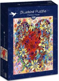 Bluebird - Passion Flower - 1500 stukjes