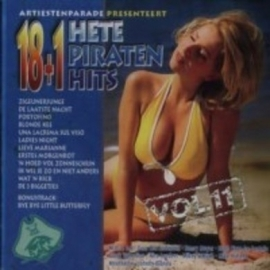 18+1 Hete Piratenhits - deel 11