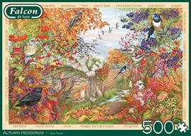 Falcon de Luxe 11270 - Autumn Hedgerow - 500 stukjes