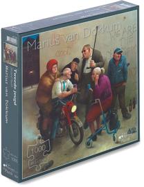 Art Revisited Marius van Dokkum - Tweede Jeugd - 1000 stukjes