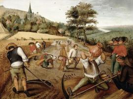 D-Toys Pieter Brueghel - Zomer - 1000 stukjes
