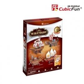 Cubic Fun 3D - the Era of Navigation - 75 stukjes