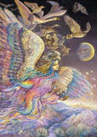Grafika Josephine Wall - Ariel's Flight - 1000 stukjes