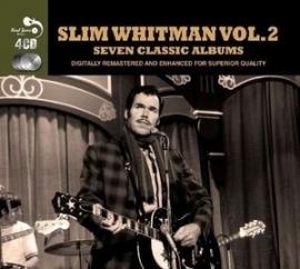 Slim Whitman  - 7 Classic albums on 4 cd`s  Volume 2