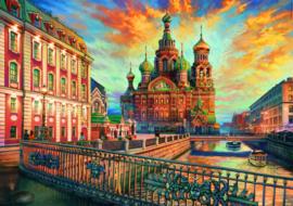 Educa - Sint Petersburg - 1500 stukjes