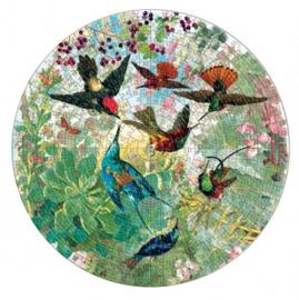 eeBoo - Hummingbirds - 500 stukjes