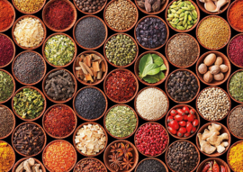 Educa - Kruiden en Specerijen - 1500 stukjes