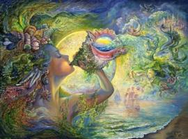 Grafika Josephine Wall - Call of the Sea - 1500 stukjes