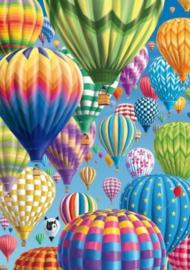 Schmidt - Bonte Ballonnen in de Lucht - 1000 stukjes