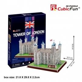 Cubic Fun 3D - Tower of London - 40 stukjes