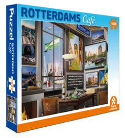 TFF - Rotterdams Cafe - 1000 stukjes