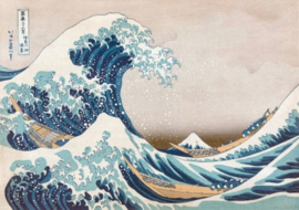 Wentworth - The Great Wave off Kanagawa - 40 stukjes