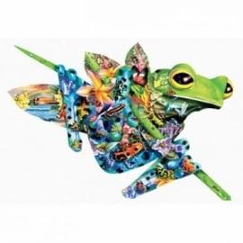 SunsOut 95780 Paradise Frogs 1000 stukjes Vormpuzzel