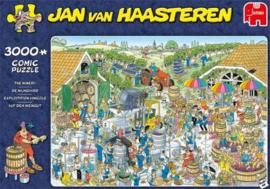 Jan van Haasteren - De Wijnmakerij - 3000 stukjes