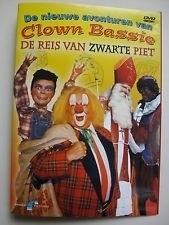 Bassie en Adriaan. de Reis Van Zwarte Piet. Dvd