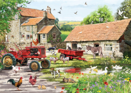 Otter House - On the Farm - 1000 stukjes