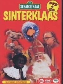 Sesamstraat Sinterklaas  dvd+ cd
