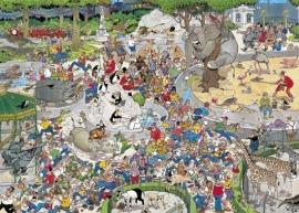 Jan van Haasteren - Dierentuin Artis - 1000 stukjes