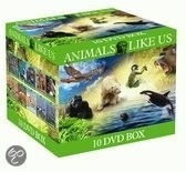 Animals Like Us   10dvd-box