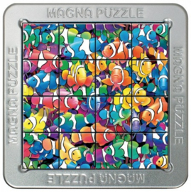 TFF 3D Magna Puzzle Small  - Clown - 16 stukjes