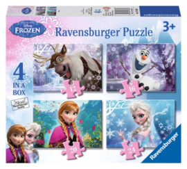 Ravensburger - Disney Frozen - 12/16/20/24 stukjes