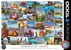 Eurographics 0767 - Globetrotter Mexico - 1000 stukjes