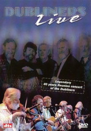 Dubliners - Live 40 Years Reunion Concert -  dvd+cd