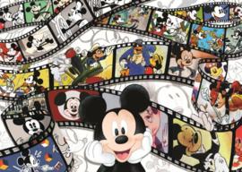 Jumbo Classic Collection - Disney Mickey 90 Jaar - 1000 stukjes