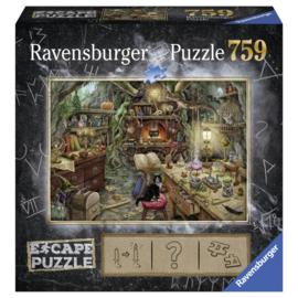 Ravensburger Puzzel Escape 3  - Keuken van de Heks - 759 stukjes