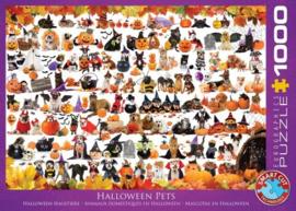 Eurographics 5416 - Halloween Puppies and Kittens - 1000 stukjes