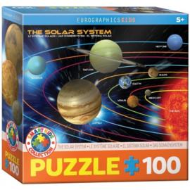Eurographics 1009 - The Solar System - 100XXL stukjes