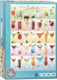 Eurographics 0588 - Cocktails - 1000 stukjes