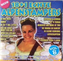 18+1 Echte Alpenstampers - deel 8