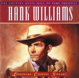 Hank Williams - The Country music Hall of Fame