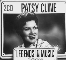 Patsy Cline - Legends in Music - 2cd