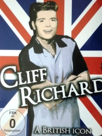 Cliff Richard   *a Britsch Icon*  dvd+2cd