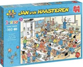 Jan van Haasteren - Het Klaslokaal -  360 stukjes  JUNIOR