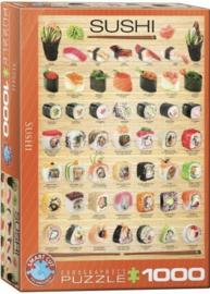 Eurographics 0597 - Sushi - 1000 stukjes