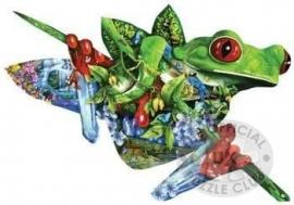 SunsOut 95256 - A Nest of Frogs - 1000 stukjes   OP=OP