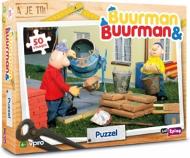 Just Games - Buurman & Buurman - puzzel 50 stukjes